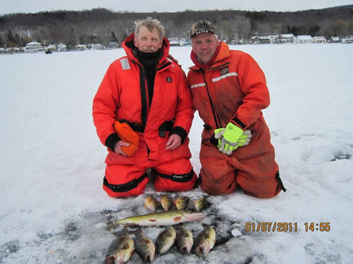 Welcome to the official webpage of for Ice fishing ny